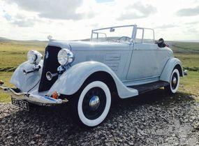 Chrysler Plymouth Coupé Convertible 1934 for sale