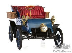 Cadillac A Rear Enterance Tonneau 1903 for sale
