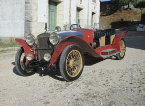 Delage CO 1920 6 Cyl 4,5 liters Super Sport