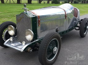 1929 Packard 8 Speedster with Aluminum Body
