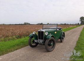 Morris Minor 2 seater - 1933