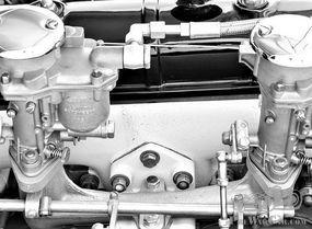 Peugeot Darl'Mat Dual Intake Manifold - Peugeot 402, 402B, 302