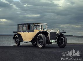 1927 7th Series Lancia Lambda LWB Tourer