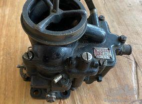 Weber 36 DCR carburettor for Alfa Romeo 6C 2500 Sport