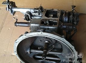 Gearbox for Rolls Royce
