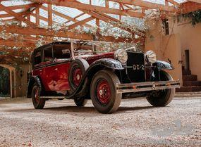 1929 Fiat 525N coachwork by Farina