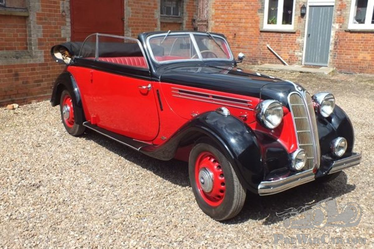 BMW 326 Convertible 1937 for sale