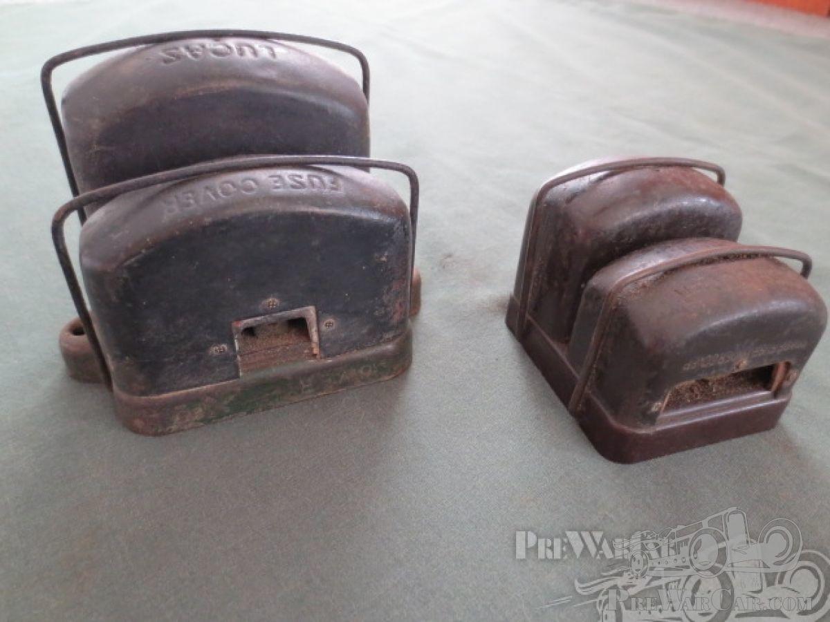 Part Fuse / fuse box Austin for sale - PreWarCarPre War Car