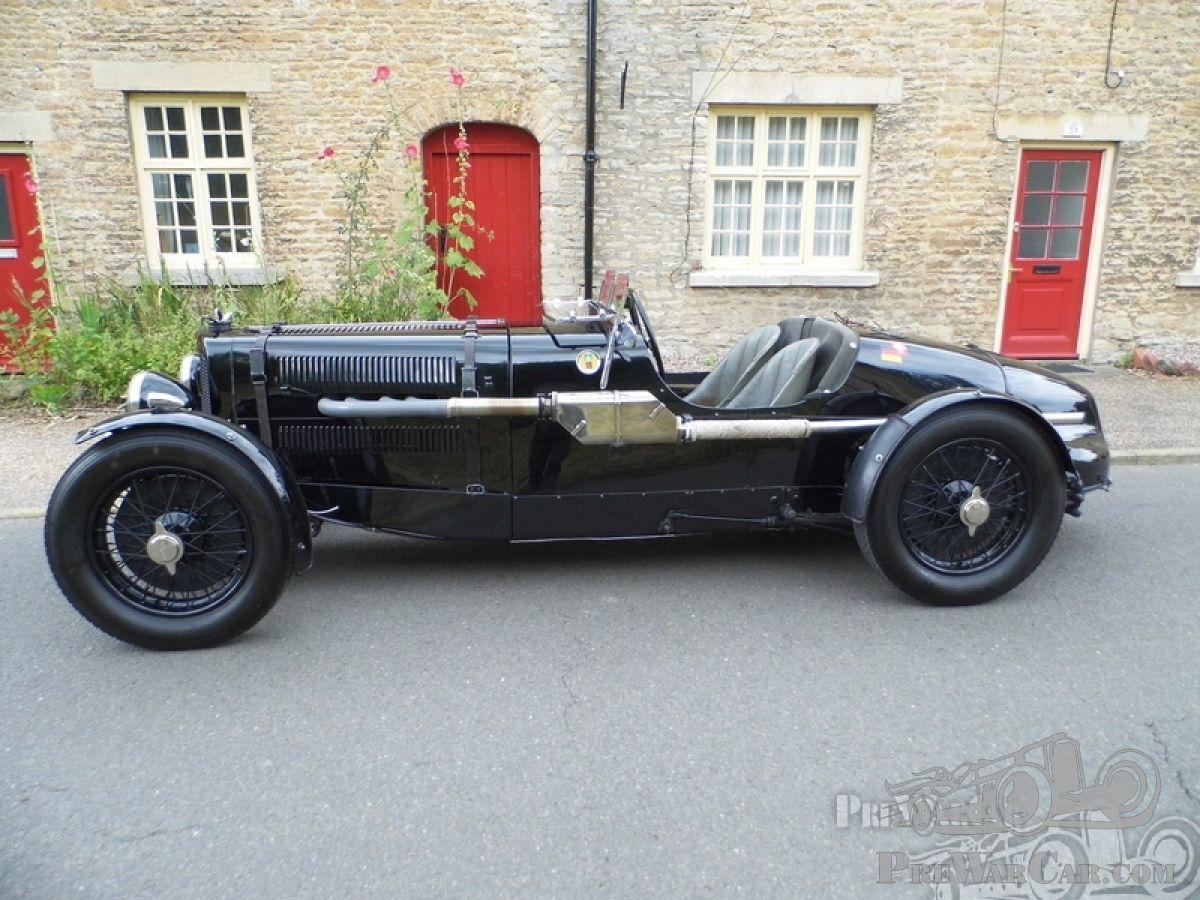 Auto Aston Martin Ulster 1935 Zu Verkaufen Prewarcar