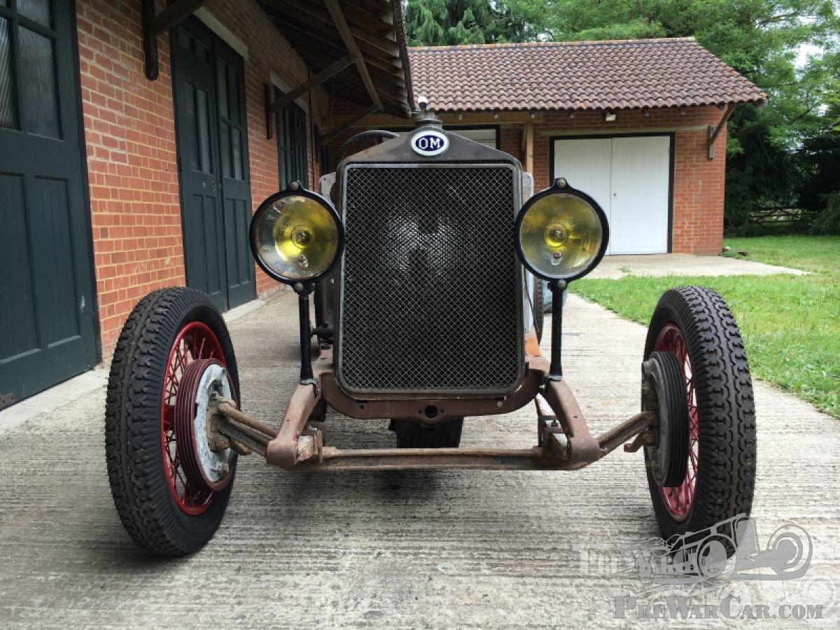 Car 469 Sport Short Chassis 1926 for sale - PreWarCar