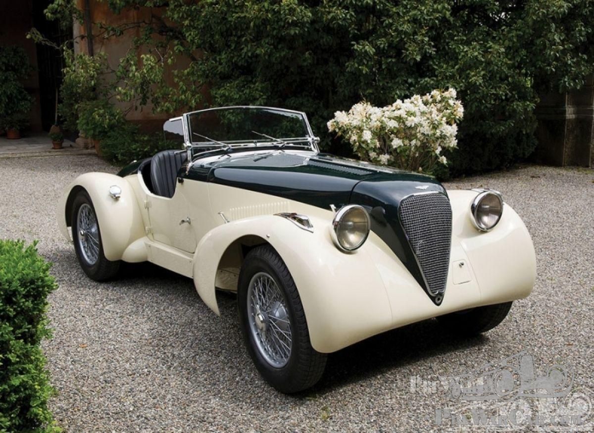 Auto Aston Martin Speed Model Type C 1939 Zu Verkaufen Prewarcar