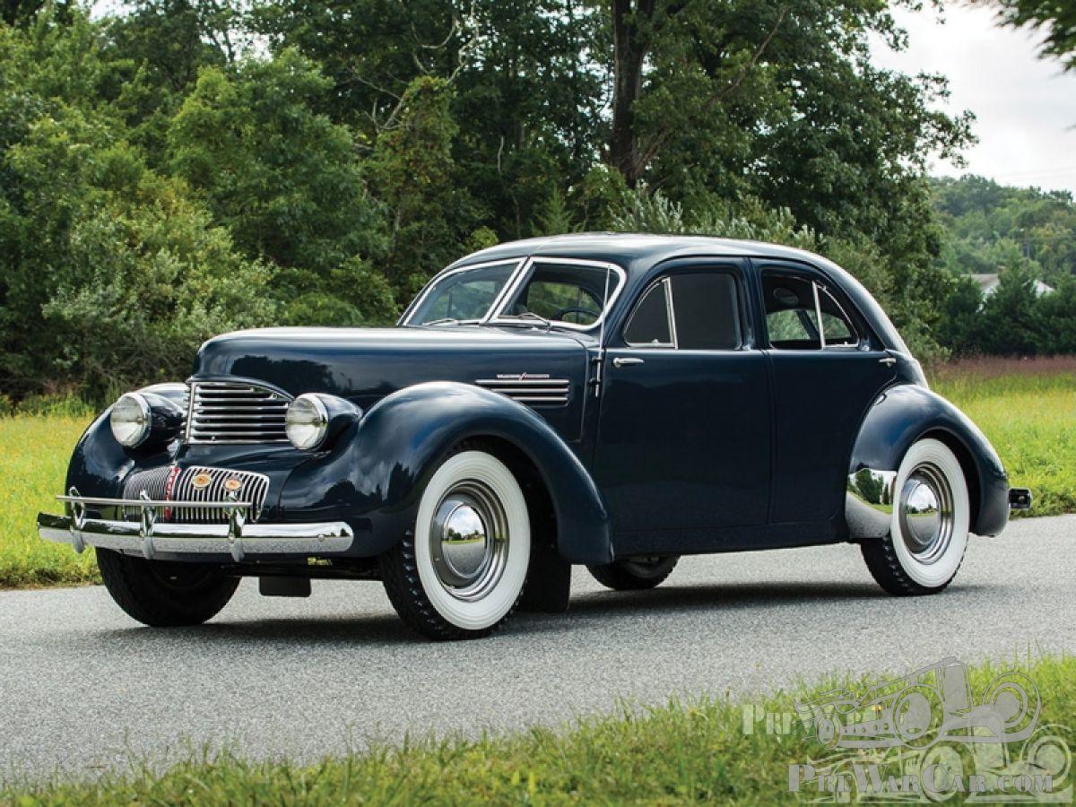 Car Graham Hollywood Custom Supercharged Sedan 1941 for sale