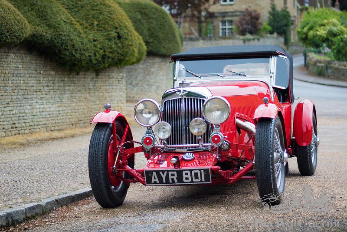 Car Aston Martin Mk Ii 1934 For Sale Prewarcar