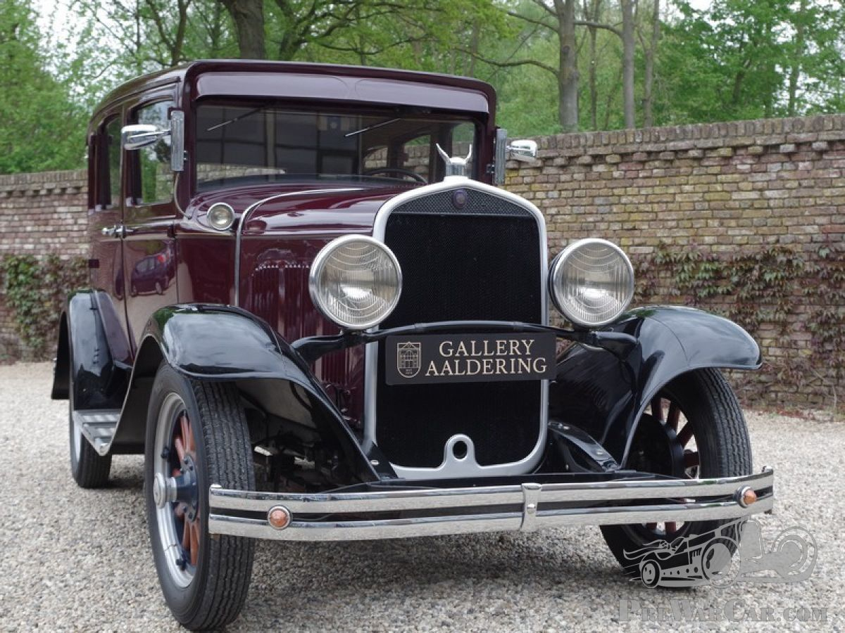 Car Chrysler Series 66 Royal 4-door Sedan 1930 for sale