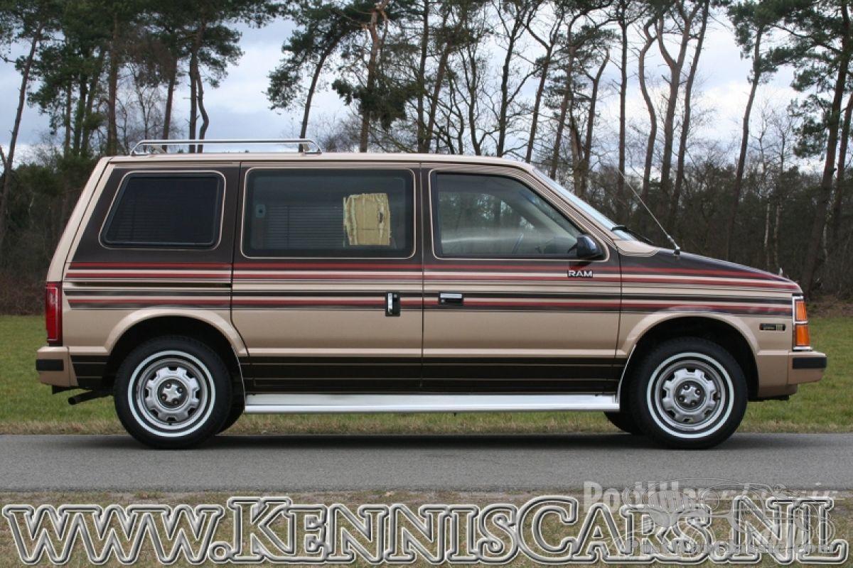 Dodge 1984 RAM Van Custom built by Mark III Industries Camper Camper VAN  1984 for sale