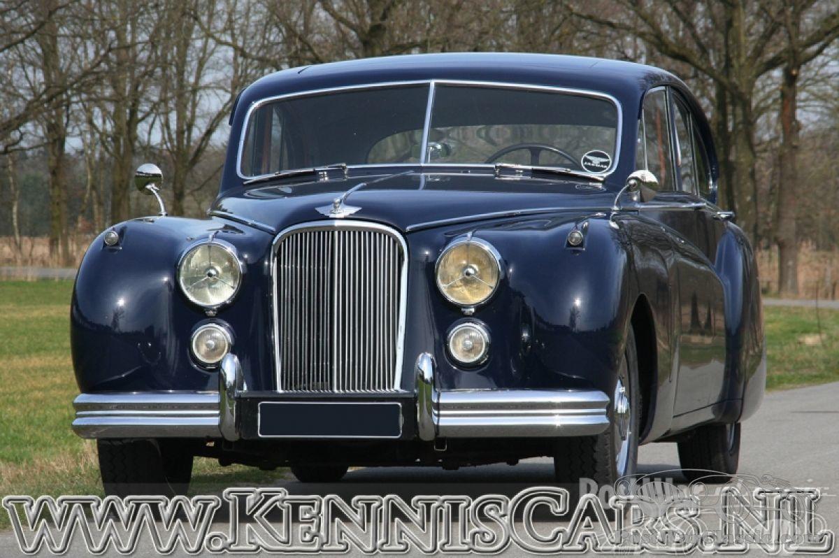 Car Jaguar Mark VII 1955 for sale - PostWarClassic