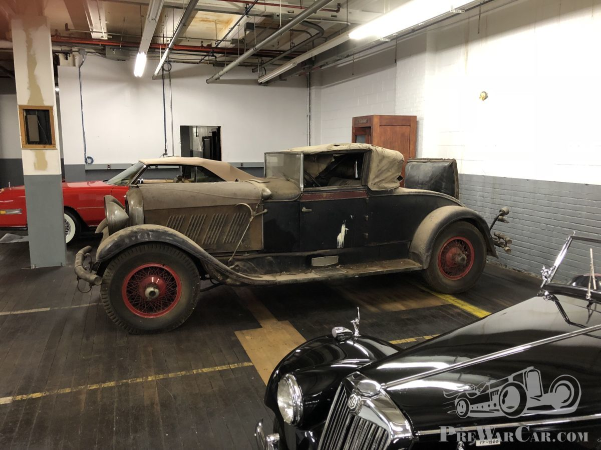 Car Auburn 125F 1930 for sale - PreWarCar