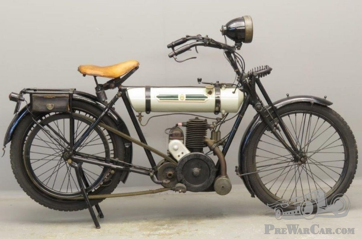 Triumph LW 249cc 1 cyl ts 2811