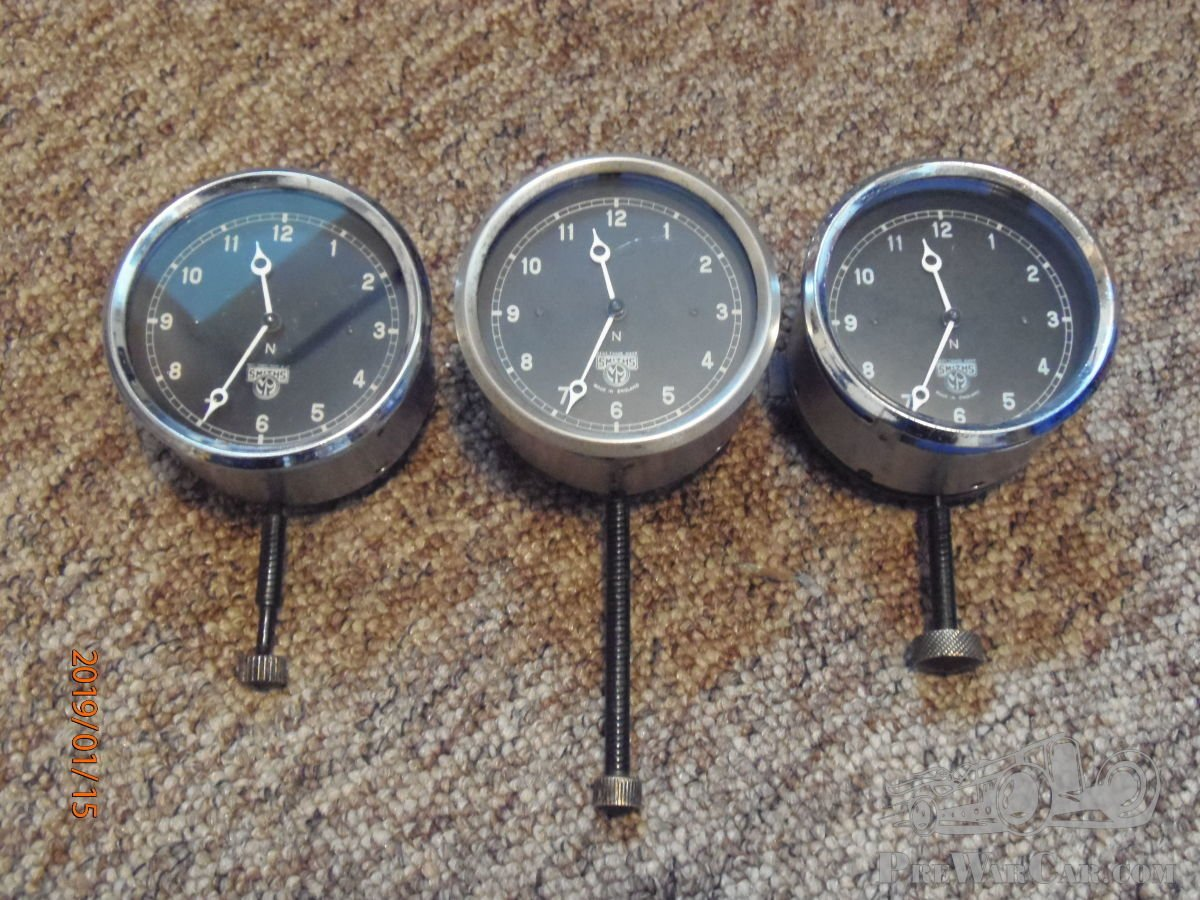 Part Smiths Clock / rev counter / speedo A variety of cars