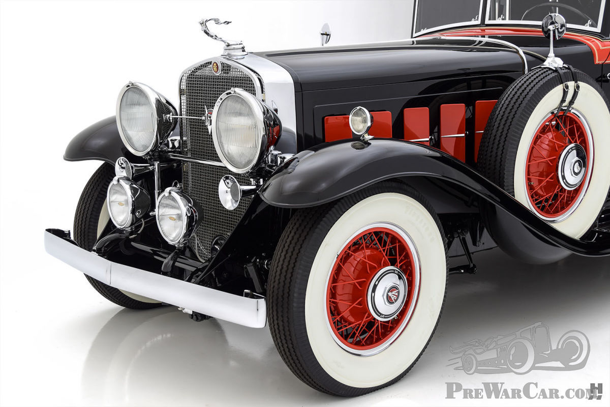 Classic Cadillac For Sale >> 1930 Cadillac 452 V16 All Weather Phaeton