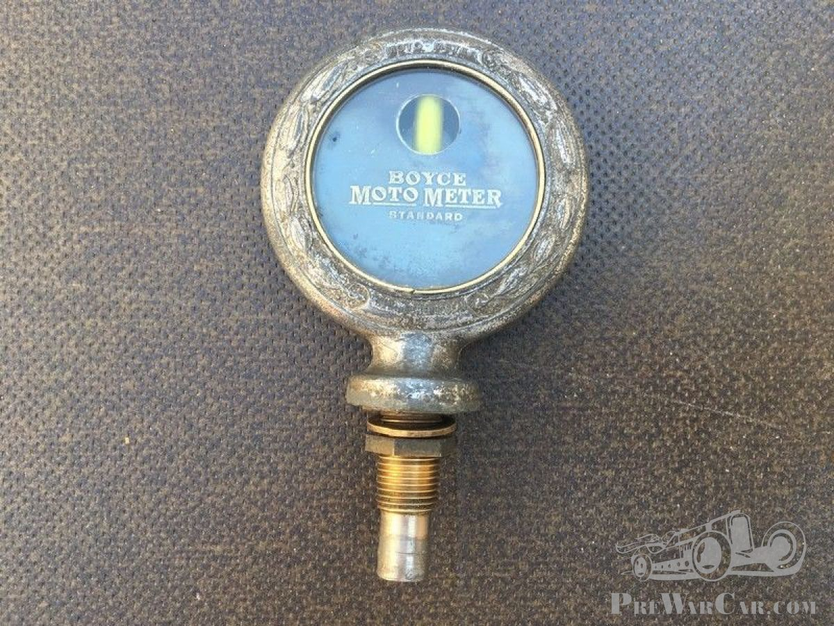 Boyce Motometer For Sale