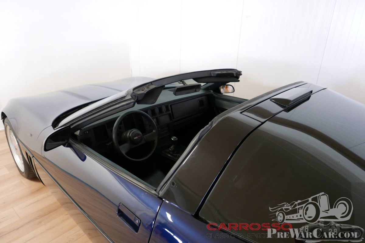 Chevrolet Corvette C4 Targa-top in very good condition