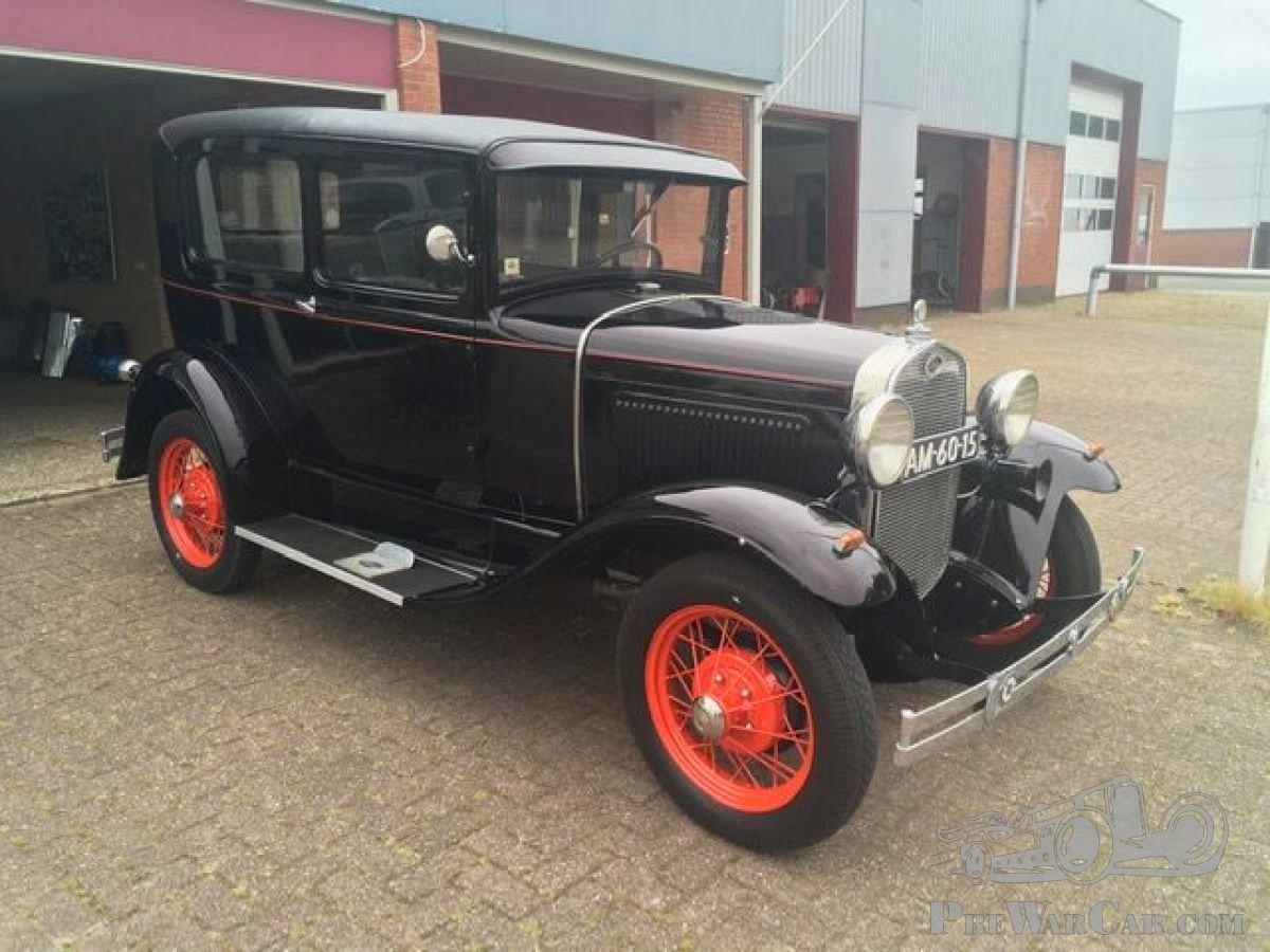 Car Ford Model A Sedan 1930 For Sale Prewarcar
