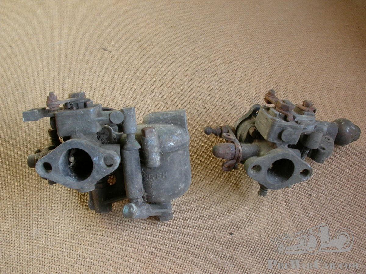 Part Solex Carburettor & parts A variety of cars for sale - PreWarCar