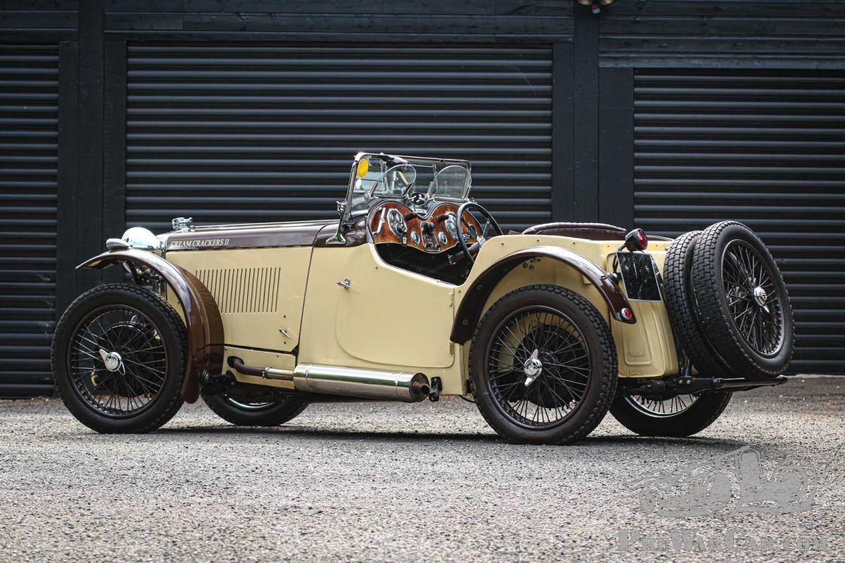 Car MG PA Supercharged 1934 for sale - PreWarCar