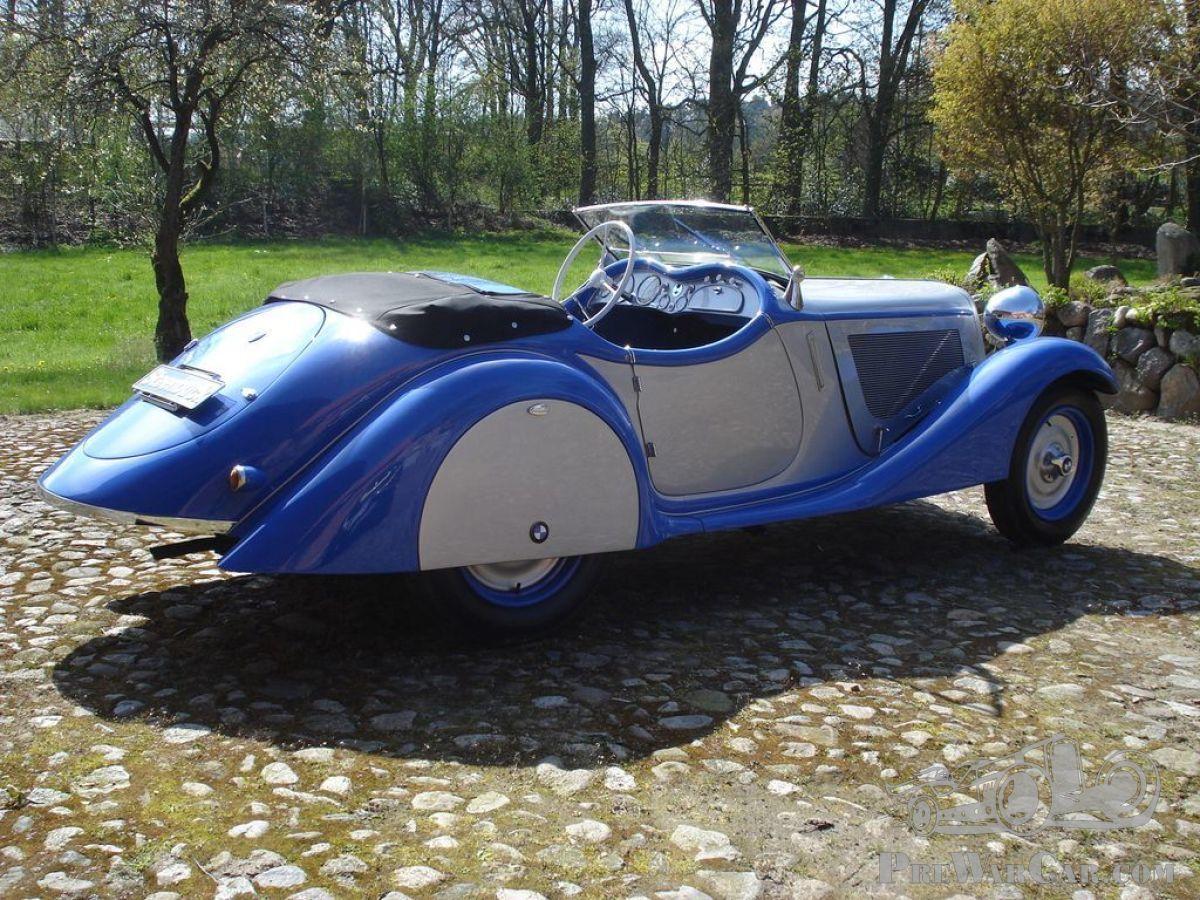 Car BMW 319/1 1935 for sale - PreWarCar