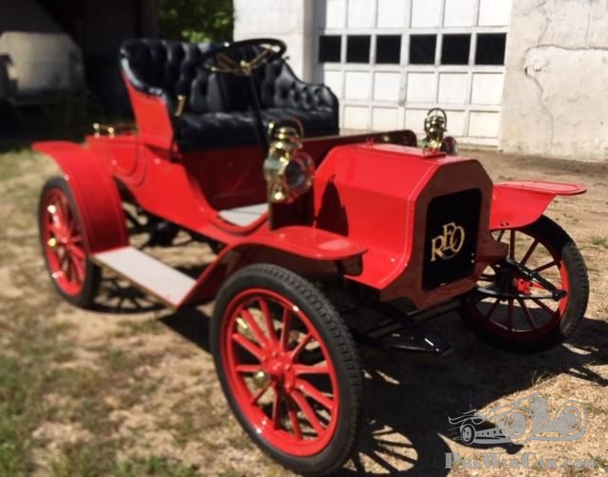 Car REO Model G 1908 for sale - PreWarCar