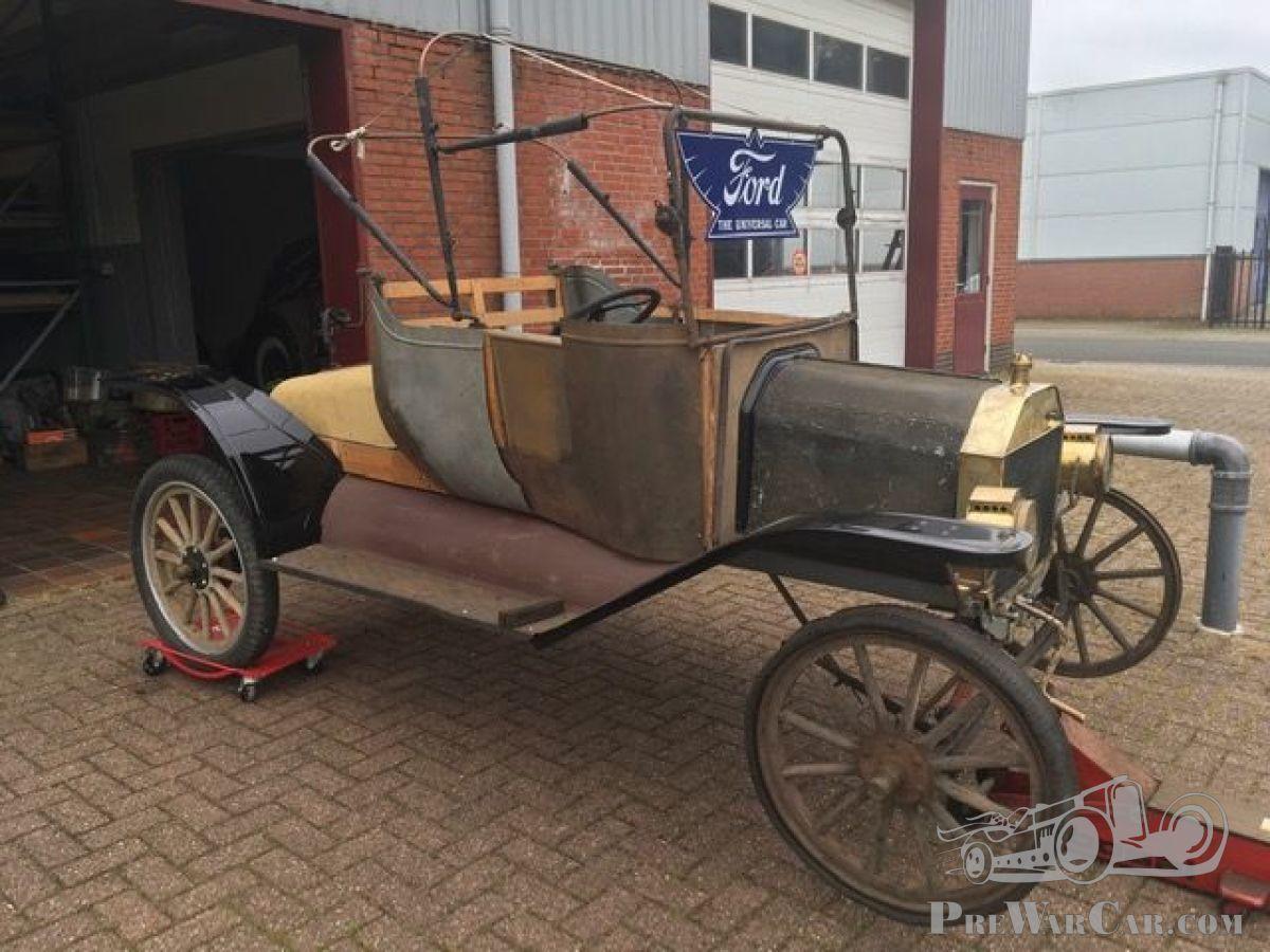 Car Ford Model T runabout 1913 for sale - PreWarCar