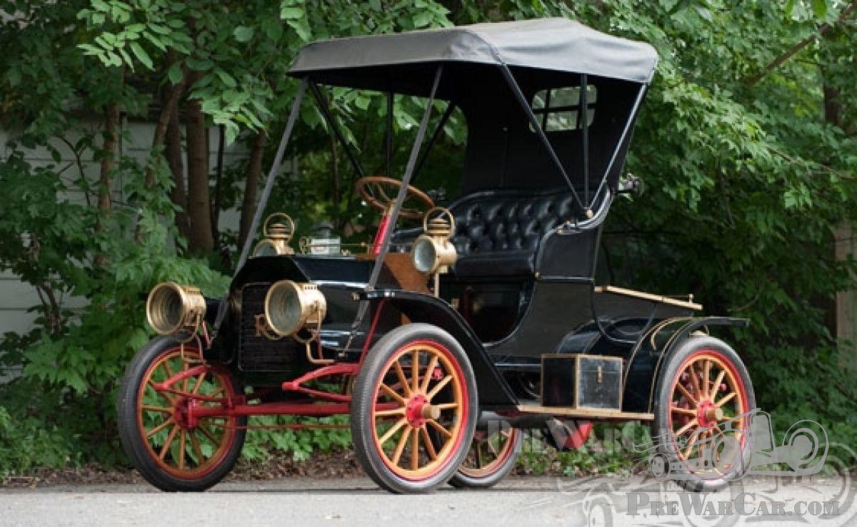 Car REO Model G Runabout 1907 for sale - PreWarCar