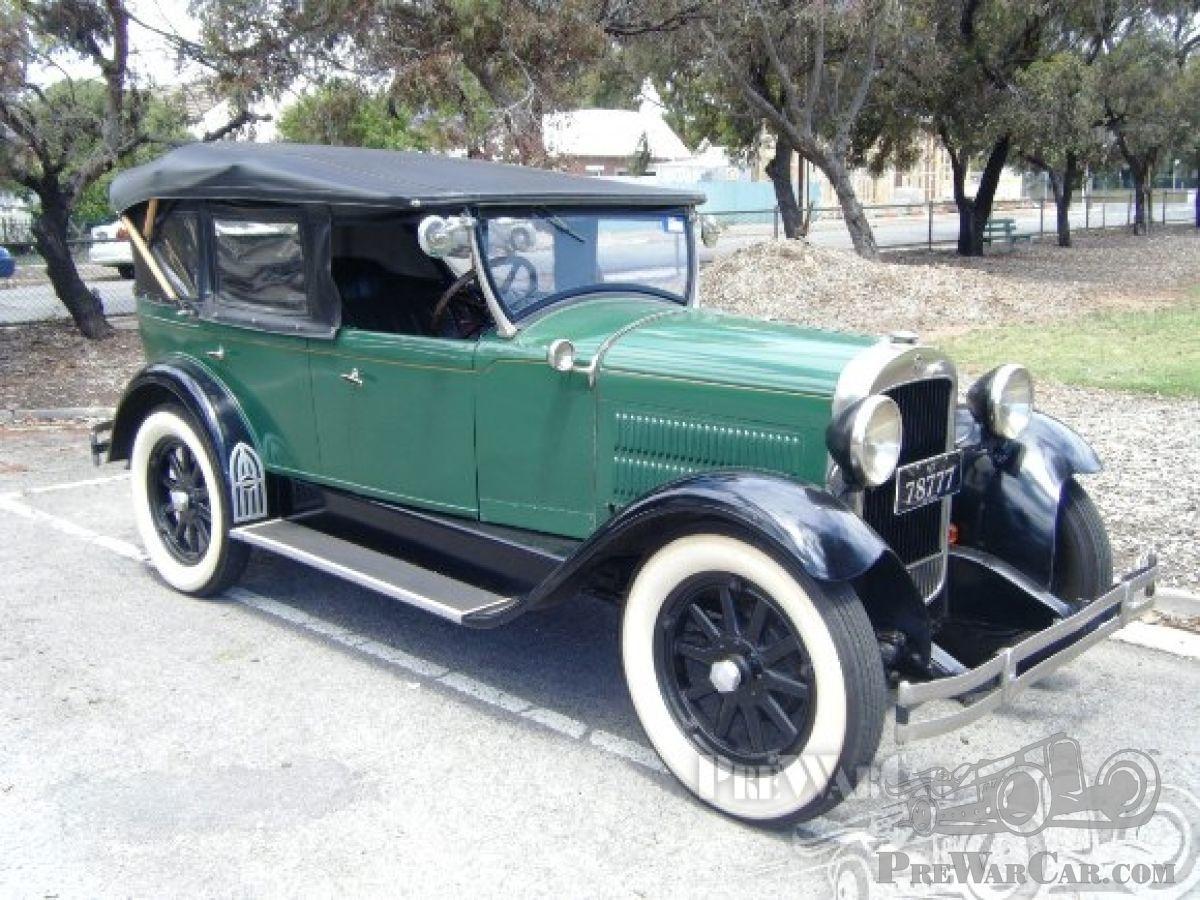 Car Essex Super SIX 1929 for sale - PreWarCar