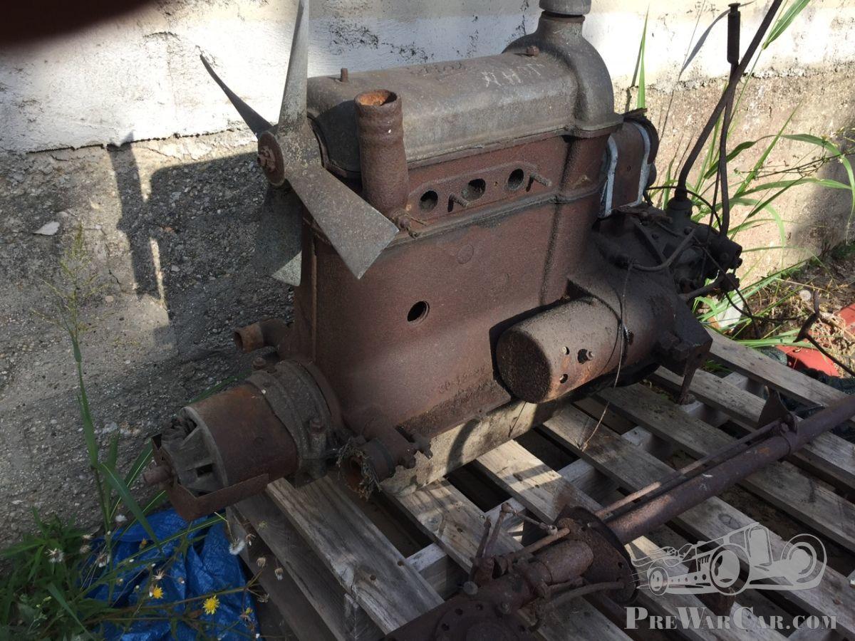 Looking for help identifying Fiat engine - PreWarCar
