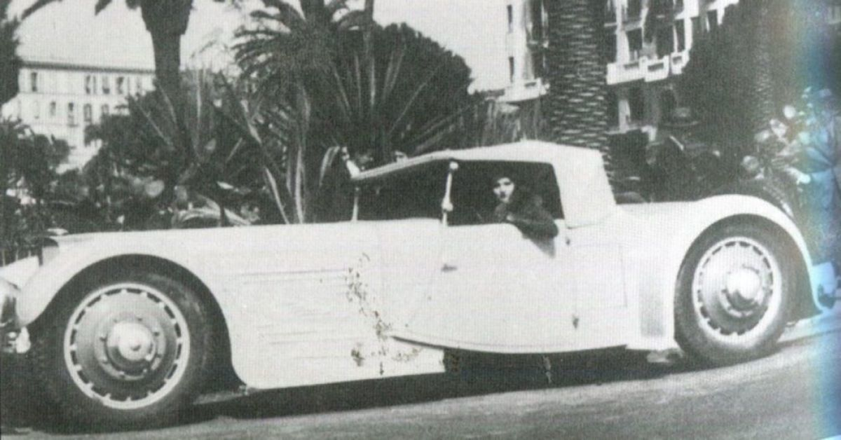 What exactly happened to this Bucciali roadster? - PreWarCar